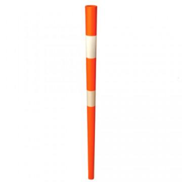 Веха пластиковая оранжевая 2.0