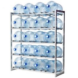 Стойка (стеллаж) для 20 бутылей