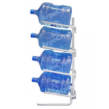 Стойка (стеллаж) для 4 бутылей