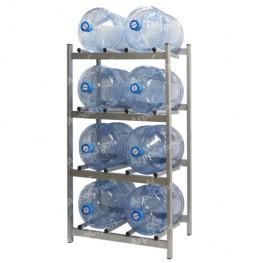 Стойка (стеллаж) для 8 бутылей