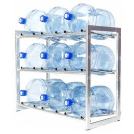 Стойка (стеллаж) для 9 бутылей