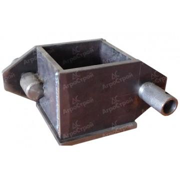 Форма для образцов бетона 1 ФК - 100