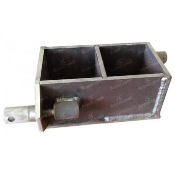 Форма для образцов бетона 2 ФК - 100