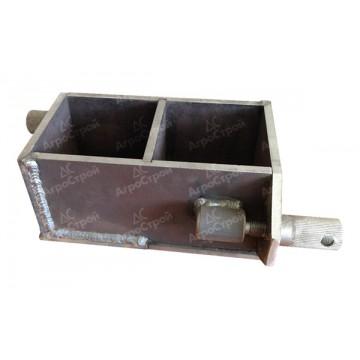 Форма для образцов бетона 2 ФК - 70