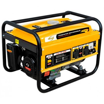 Бензиновый генератор DENZEL GE 4000
