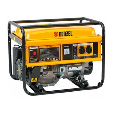 Бензиновый генератор DENZEL GE 4500