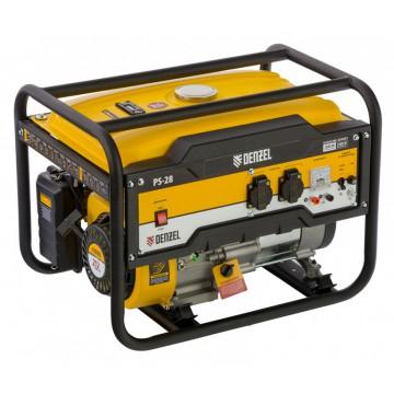 Бензиновый генератор DENZEL PS 28
