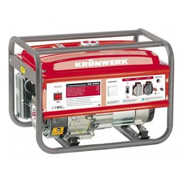 Бензиновый генератор KRONWERK КВ 5000
