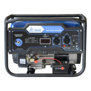 Бензиновый генератор TSS SGG 2800EN