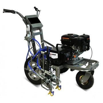 Машина для дорожной разметки HUGNER HR-800/2
