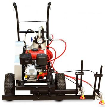 Машина для дорожной разметки HYVST SPLM 1800