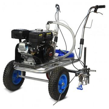 Машина для дорожной разметки HYVST SPLM 750