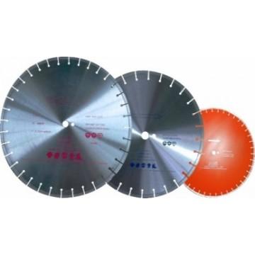 Диск алмазный по железобетону RC120 500mm (Улучшенный ресурс) для швонарезчика Samsan